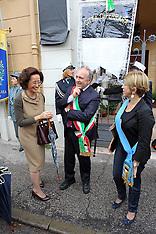 20120929 INAUGURAZIONE TARGA MICHELANGELO ANTONIONI IN VIA SAN MAURELIO