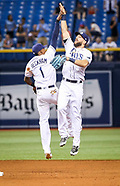 Tampa Bay Rays v Oakland Athletics - 9 June 2017