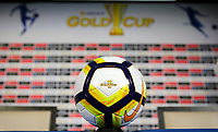Concacaf Gold Cup Usa 2017 / <br /> Preview Set - Nike Official Ball Gold Cup 2017