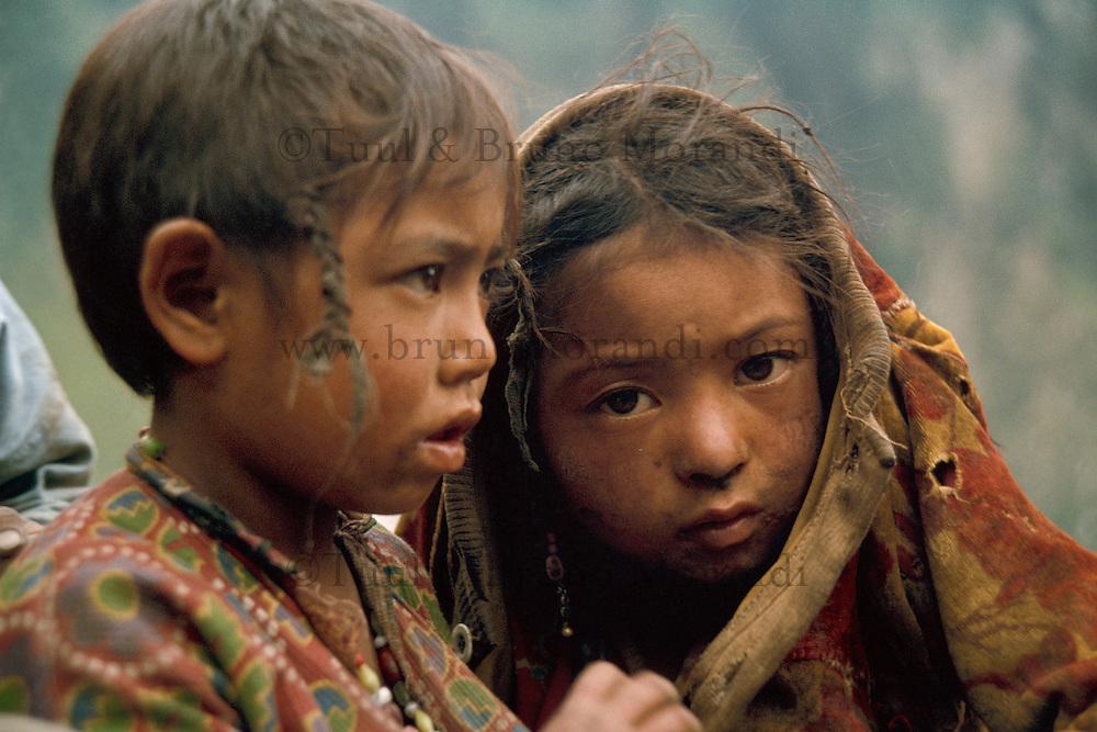 Inde. Srinagar. Cachemire. // Srinagar - Kashmir (Cachemire) - India.