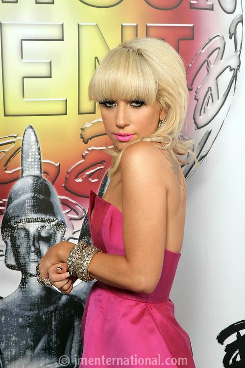 Lady GaGa - Backstage