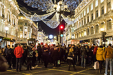 2017-11-24 Police incident at Oxford Circus - London