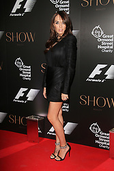Tamara Ecclestone, F1 Party in aid of Great Ormond Street Hospital Children's Charity, Victoria and Albert Museum, London UK, 02 July 2014, Photo by Richard Goldschmidt © Licensed to London News Pictures. 03/07/2014