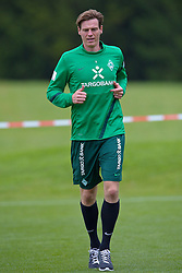 20.07.2011, Oeschberghof, Donaueschingen, Trainingslager 2011 GER, 1.FBL, Werder Bremen Trainingslager Donaueschingen 2011, im Bild Reha Training Tim Borowski (Bremen #6)..// during the trainings session from GER, 1.FBL, Werder Bremen Trainingslager Donaueschingen 2011 on 2011/07/20,  Oeschberghof, Donaueschingen, Germany..EXPA Pictures © 2011, PhotoCredit: EXPA/ nph/  Kokenge       ****** out of GER / CRO  / BEL ******