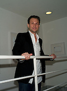 CHRISTIAN SLATER, Puma/ Hussein Chalayan Retrospective Exhibition. Design Museum, London. 21 January 2009. *** Local Caption *** -DO NOT ARCHIVE-© Copyright Photograph by Dafydd Jones. 248 Clapham Rd. London SW9 0PZ. Tel 0207 820 0771. www.dafjones.com.<br /> CHRISTIAN SLATER, Puma/ Hussein Chalayan Retrospective Exhibition. Design Museum, London. 21 January 2009.