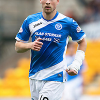 St Johnstone FC… Season 2016-17<br />David Wotherspoon<br />Picture by Graeme Hart.<br />Copyright Perthshire Picture Agency<br />Tel: 01738 623350  Mobile: 07990 594431
