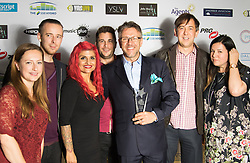 London, October 15th 2015. Leaders of the UK's live music industry gather at the Rasisson Blu Portman hotel for the annual Live Music Business Awards  // Contact: paul@pauldaveycreative.co.uk Mobile 07966 016 296