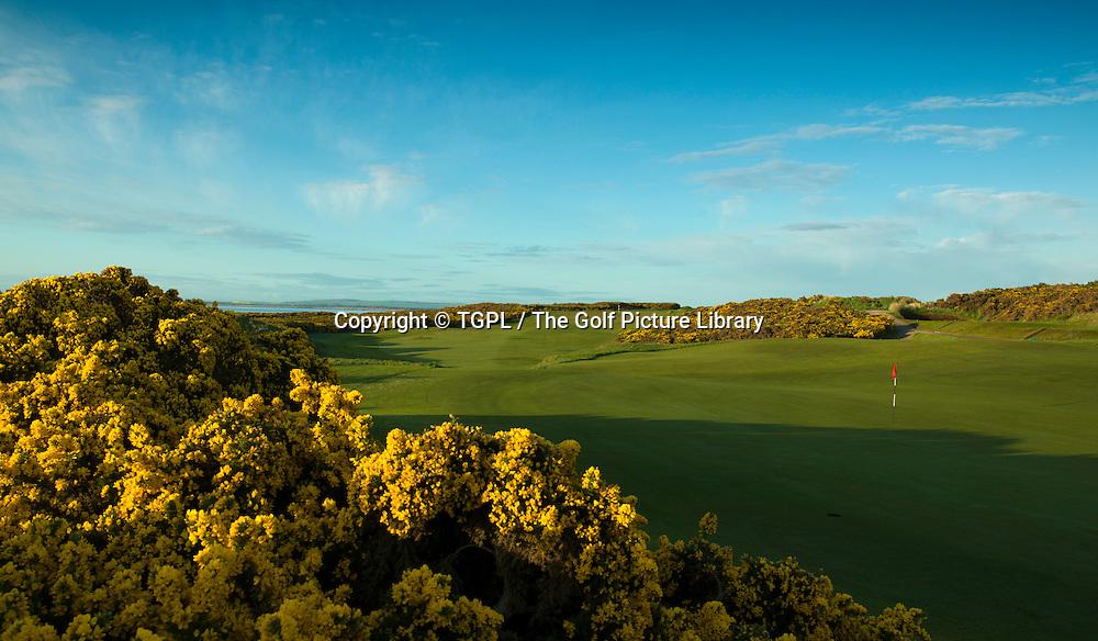 17th par 4 Royal Dornoch,Dornoch,Sutherland,Scotland.