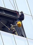"""PRINCE ANDREW ABSEILS SHARD.The 52-year-old Duke of York abseiled from the top of Europe's tallest building The Shard, in London..Prince Andrew's 785ft daredevil descent of the Shard skyscraper in London began on the 87th floor just below the top of the 1,016ft tower and finished an hour later on level 20..Andrew was part of a group of around 40 people who lowered themselves down the building for the educational charity .The Outward Bound Trust and the Royal Marines Charitable Trust Fund. .Outward Bound will use the money for outdoor activities and to help children who live in inner cities..Donors have given more than £290,000 to sponsor Andrew, who is the Outward Bound Trust's chairman of trustees. They hope to raise £1million_03/09/2012.Mandatory Credit Photo: ©Butler/NEWSPIX INTERNATIONAL..**ALL FEES PAYABLE TO: """"NEWSPIX INTERNATIONAL""""**..IMMEDIATE CONFIRMATION OF USAGE REQUIRED:.Newspix International, 31 Chinnery Hill, Bishop's Stortford, ENGLAND CM23 3PS.Tel:+441279 324672  ; Fax: +441279656877.Mobile:  07775681153.e-mail: info@newspixinternational.co.uk"""