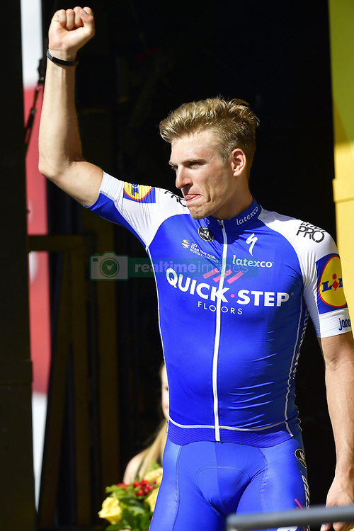 July 7, 2017 - France - KITTEL Marcel (GER) Rider of Quick-Step Floors Cycling team pictured (Credit Image: © Panoramic via ZUMA Press)