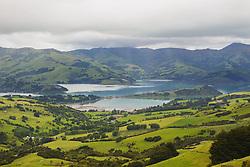 November 13, 2012 - Akaroa, South Island, New Zealland - Akaroa Peninsula; Christchurch, New Zealand (Credit Image: © Stuart Corlett/Design Pics via ZUMA Wire)
