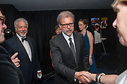 SIR TOM JONES AND HIS SON MARK WOODWARD, 2012 GQ Men of the Year Awards,  Royal Opera House. Covent Garden, London.  3 September 2012