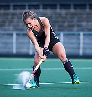 AMSTELVEEN - Charlotte Adegeest (A'dam)    tijdens de  training van de dames van Amsterdam (AH&BC) voor de eerste competitiewedstrijd. COPYRIGHT KOEN SUYK