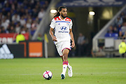 Denayer Jason of Lyon during the French championship L1 football match between Olympique Lyonnais and Amiens on August 12th, 2018 at Groupama stadium in Decines Charpieu near Lyon, France - Photo Romain Biard / Isports / ProSportsImages / DPPI