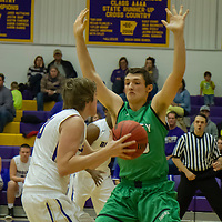 01-02-15 Berryville Holiday Hoops Valley Springs vs. Berryville
