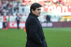 November 19, 2017 - Turin, Piedmont, Italy - Urbano Cairo, president of Torino FC, before the Serie A football match between Torino FC and AC Chievo Verona at Olympic Grande Torino Stadium on 19 November, 2017 in Turin, Italy. (Credit Image: © Massimiliano Ferraro/NurPhoto via ZUMA Press)