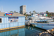 Boat Rentals at Oceanside Harbor Village