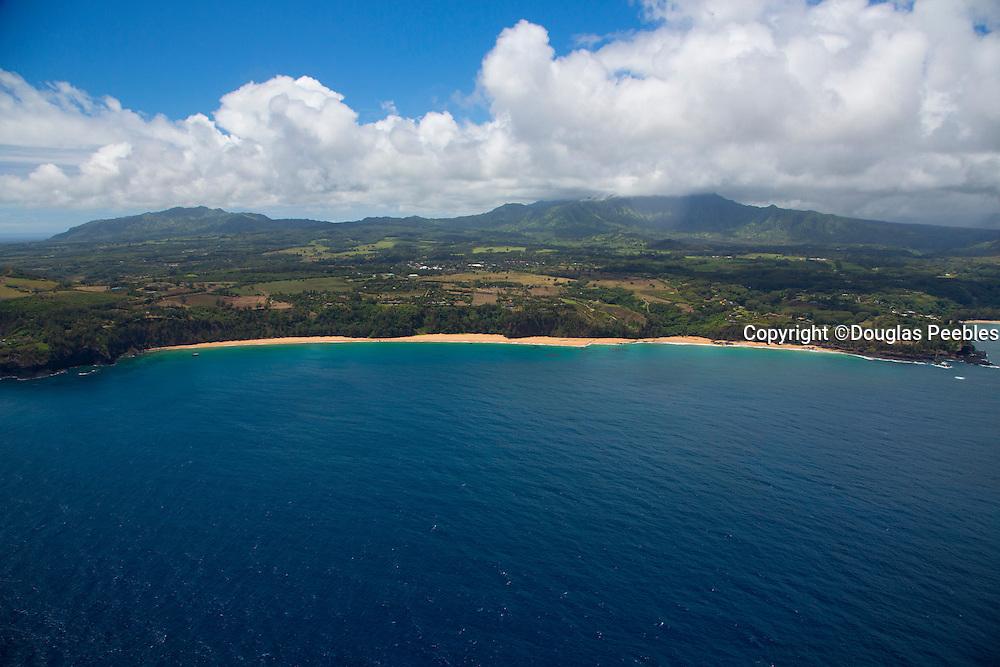 Secret Beach, Kilauea, Kauai, Hawaii