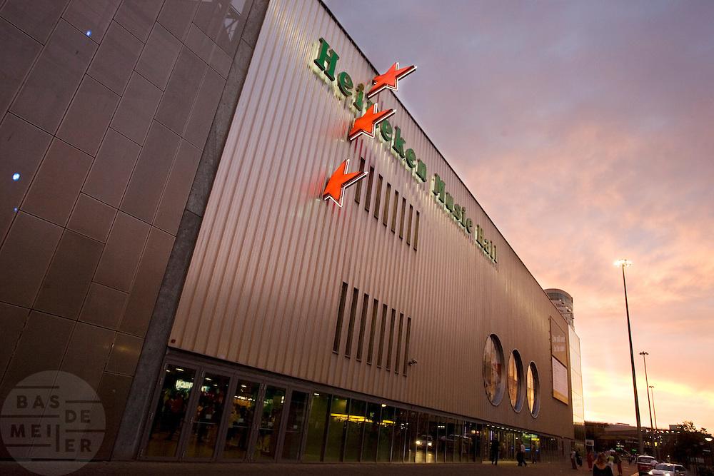 De Heineken Music Hall in Amsterdam