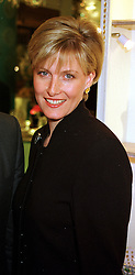 HRH The COUNTESS OF WESSEX at a party in London on 25th November 1999.<br /> MZK 12