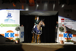 BRUGGINK Gert-Jan, Cash Junior 3<br /> Münster K+K Cup - 2012<br /> (c) www.sportfotos-Lafrentz. de/Stefan Lafrentz