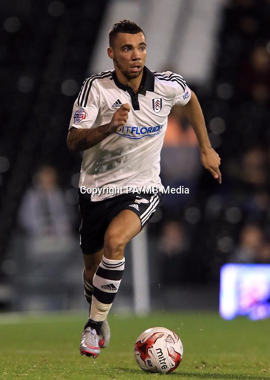 Fulham's Ryan Fredericks