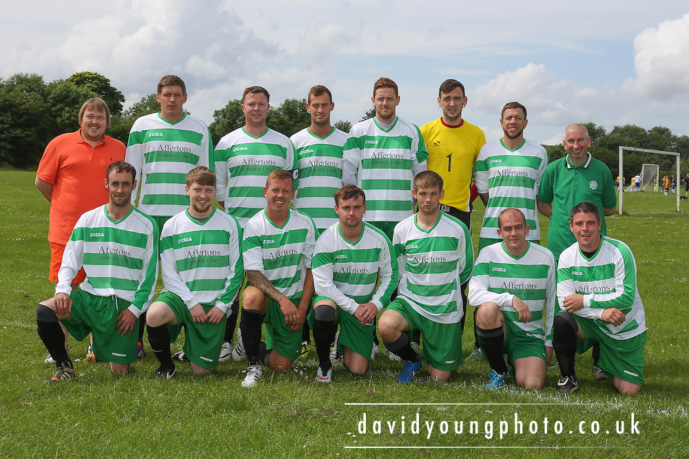 Lochee who play in the Riverview Consultants Dundee Summer Football League Premier Division at Drumgieth<br /> <br />  - &copy; David Young - www.davidyoungphoto.co.uk - email: davidyoungphoto@gmail.com