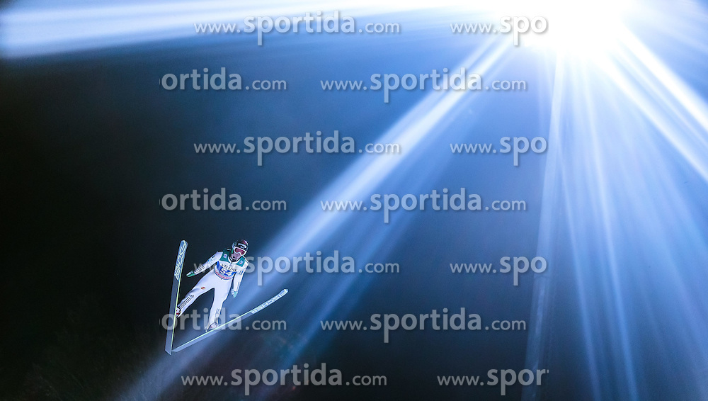 05.01.2015, Paul Ausserleitner Schanze, Bischofshofen, AUT, FIS Ski Sprung Weltcup, 63. Vierschanzentournee, Qualifikation, im Bild Robert Kranjec (SLO) // during Qualification of 63rd Four Hills Tournament of FIS Ski Jumping World Cup at the Paul Ausserleitner Schanze, Bischofshofen, Austria on 2015/01/05. EXPA Pictures © 2015, PhotoCredit: EXPA/ JFK