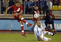 Fotball<br /> UEFA Cup<br /> 20.09.2007<br /> Foto: PhotoNews/Digitalsport<br /> NORWAY ONLY<br /> <br /> <br /> Zenit St. Petersburg v Standard Liege<br /> AXEL WITSEL - ERIK HAGEN