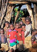 Kids of remote Africa