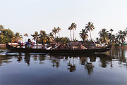 Backwaters Kerala, India