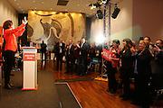 Ludwigshafen. 13.02.16 Pfalzbau. SPD Wahlkampfveranstaltung mit Anke Simon und Heike Scharfenberger. <br /> Ministerpräsidentin Malu Dreyer <br /> Bild: Markus Proßwitz 13FEB16 / masterpress