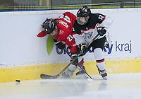 PREROV, CZECH REPUBLIC - JANUARY 13:  Japan v Switzerland relegation round - 2017 IIHF Ice Hockey U18 Women's World Championship. (Photo by Steve Kingsman/HHOF-IIHF Images)