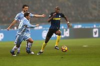 31.01.2017 - Milano -  Coppa Italia Tim   -  Inter-Lazio nella  foto: Geoffrey Kondogbia - Inter