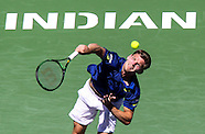 Tennis: BNP Paribas Open 2016 Marin Cilic vs David Goffin
