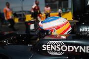 July 21-24, 2016 - Hungarian GP, Fernando Alonso (SPA), McLaren Honda
