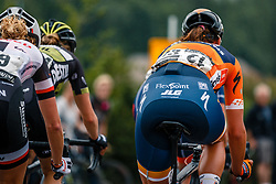 Leading group with Chantal Blaak of Boels Dolmans Cycling Team during 2017 National Road Race Championships Netherlands for Women Elite, Montferland, The Netherlands, 24 June 2017. Photo by Pim Nijland / PelotonPhotos.com | All photos usage must carry mandatory copyright credit (Peloton Photos | Pim Nijland)