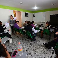 Toluca, México (Agosto 26, 2016).- Periodistas de distintos puntos del Estado de México realizaron un Foro de Análisis Sobre la Ley de Protección de Periodistas.  Agencia MVT / Crisanta Espinosa
