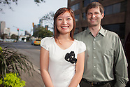 2012- Lois Li and Joshua Rammage - Windsor
