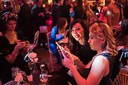 VIKTORIA YAKUBOUS, LEDNIK IRINA, LITA LUKASHOVA, Natalia Vodianova, Naked Heart Foundation and LUISAVIAROMA, host the Fabulous Fund Fair, Roundhouse, Camden. London. 18 February 2019