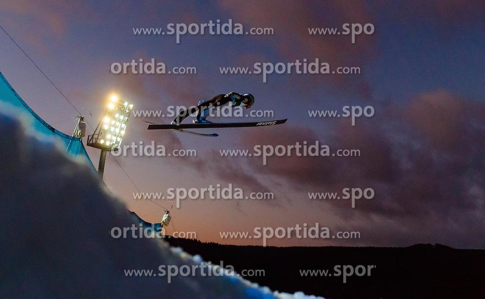 02.12.2016, Vogtland Arena, Klingenthal, GER, FIS Weltcup Ski Sprung, Klingenthal, im Bild Nejc Dezman (SLO) // Nejc  Dezman of Slovenia during the mens FIS Skijumping World Cup at the Vogtland Arena in Klingenthal, Germany on 2016/12/02. EXPA Pictures © 2016, PhotoCredit: EXPA/ JFK