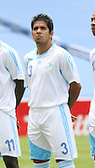 16 June 2007: Guatemala's Pablo Melgar. The Canada Men's National team defeated the Guatemala Men's National Team 3-0 at Gillette Stadium in Foxboro, Massachusetts in a 2007 CONCACAF Gold Cup quarterfinal.