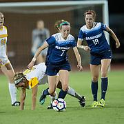 170929 Samford vs UTC Womens Soccer