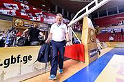 DESCRIZIONE : Tbilisi Nazionale Italia Uomini Tbilisi City Hall Cup Italia Italy Estonia Estonia<br /> GIOCATORE : Claudio Silvestri<br /> CATEGORIA : pregame before<br /> SQUADRA : Italia Italy<br /> EVENTO : Tbilisi City Hall Cup<br /> GARA : Italia Italy Estonia Estonia<br /> DATA : 15/08/2015<br /> SPORT : Pallacanestro<br /> AUTORE : Agenzia Ciamillo-Castoria/Max.Ceretti<br /> Galleria : FIP Nazionali 2015<br /> Fotonotizia : Tbilisi Nazionale Italia Uomini Tbilisi City Hall Cup Italia Italy Estonia Estonia