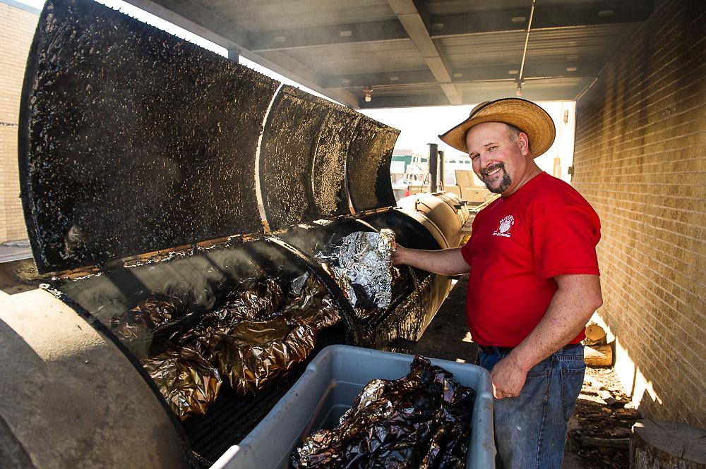 Miller's BBQ Belton,Texas