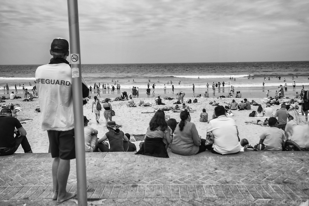 Lifeguard @ Manly Beach