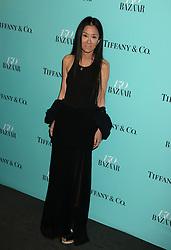 April 19, 2017 - New York, New York, U.S. - Designer VERA WANG attends the Tiffany & Co. and Harper's Bazaar 150th Anniversary Event held at the Rainbow Room. (Credit Image: © Nancy Kaszerman via ZUMA Wire)