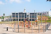 Israel, Jaffa the Midron Yafo Park (Jaffa Slope)