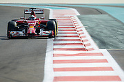 November 21-23, 2014 : Abu Dhabi Grand Prix. Fernando Alonso (SPA), Ferrari