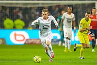Pedro Henrique - 15.03.2015 - Lille / Rennes - 29e journee Ligue 1<br /> Photo : Andre Ferreira / Icon Sport